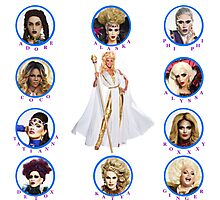 All Stars 2 Photographic Print