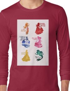 Princesses - Castle T-Shirt