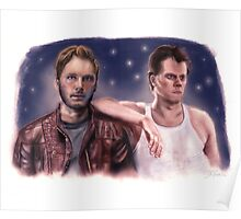 The Hero Kevin Bacon Poster