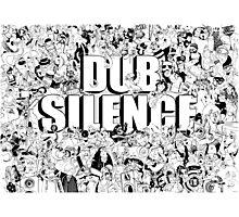 Goodies Dub Silence Drawing Photographic Print