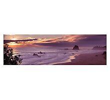 South coast Beaches Photographic Print