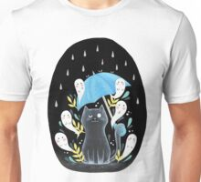 ghost kitty + friends Unisex T-Shirt
