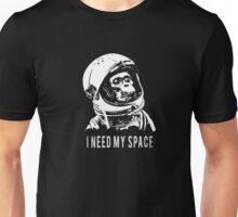 I Need My Space TShirt Funny Sarcastic Humor Tees Fun Gifts Unisex T-Shirt