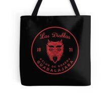 Los Diablos Club de Boxeo Tote Bag