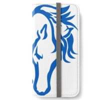 HORSE 4 iPhone Wallet/Case/Skin