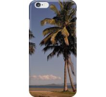 North Queensland palm trees iPhone Case/Skin