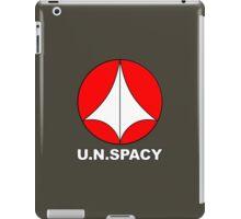 Robotech Macross U.N. Spacy iPad Case/Skin
