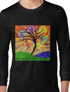 SOLAR TREE Long Sleeve T-Shirt