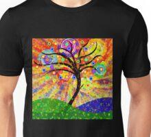 SOLAR TREE Unisex T-Shirt