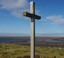 St Cuthbert's Isle by Francis Drake