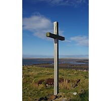 St Cuthbert's Isle Photographic Print