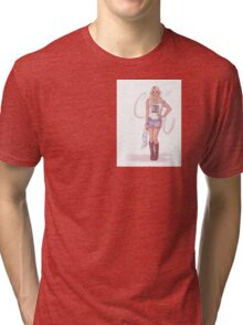 Carrie Underwood Tri-blend T-Shirt