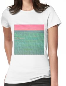Untitled 8 Womens Fitted T-Shirt