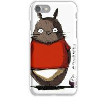 Totoro the Pooh iPhone Case/Skin