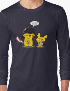 PikaVader Strikes Back! Long Sleeve T-Shirt