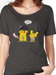 PikaVader Strikes Back! Women's Relaxed Fit T-Shirt