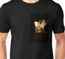 """Friendly Spooks"" Unisex T-Shirt"
