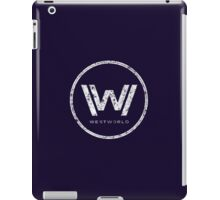 Westworld - everything can happen (rusted version) iPad Case/Skin