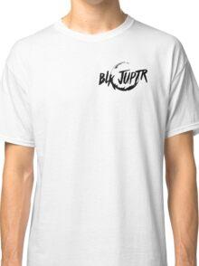 Blkjuptr Planet - Black (Small) Classic T-Shirt