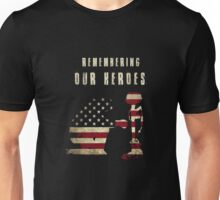 30th may honoring the fallen soldiers Unisex T-Shirt