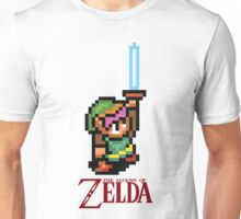 Legend of Zelda 16bit Unisex T-Shirt