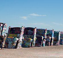 Cadillac Ranch by barnsis