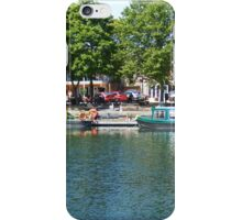 Chichester Canal Basin iPhone Case/Skin