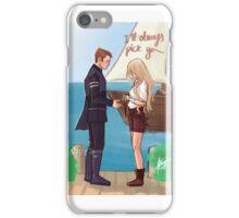 I'll always pick you iPhone Case/Skin