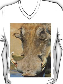 Warthog Pleasure - Quench of Life and Joy T-Shirt
