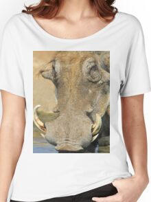 Warthog Pleasure - Quench of Life and Joy Women's Relaxed Fit T-Shirt