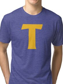 Token's shirt – South Park, Token Black Tri-blend T-Shirt
