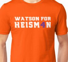 DeShaun Watson For Heisman Unisex T-Shirt