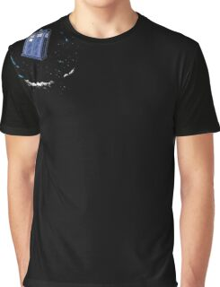 Space and Time and the Universe: Sci Fi Geek T-Shirt Graphic T-Shirt