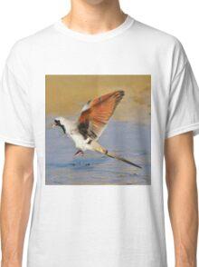 Blur of Flight - Namaqua Dove - African Wildlife Classic T-Shirt
