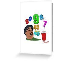 Big Smoke GTA Order Greeting Card