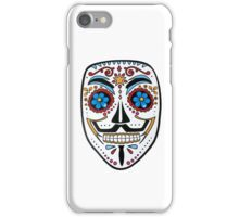 Mexican V iPhone Case/Skin