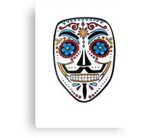 Mexican V Canvas Print