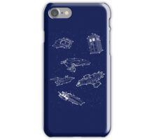 Sci fi Starry Nightsky iPhone Case/Skin