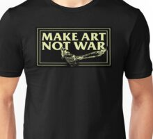 "MOLOTOV ""Make Art, Not War"" Unisex T-Shirt"