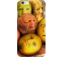 The madness of fruit iPhone Case/Skin