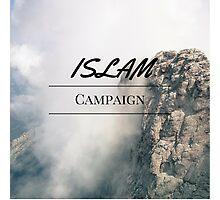 islam campign Photographic Print