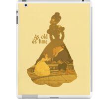 Belle - Yellow iPad Case/Skin