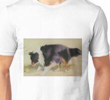 Coda and his Ball Unisex T-Shirt