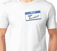 "FNAF: Sister Location - ""Welcome, Eggs Benedict"" Unisex T-Shirt"