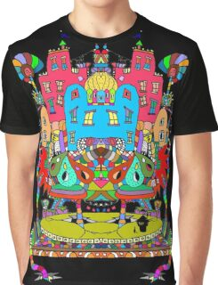 The Gothic Hotel Graphic T-Shirt
