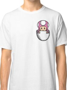 Pocket Toadette Classic T-Shirt