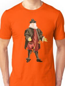 Medieval doctor Unisex T-Shirt