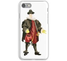 Medieval doctor iPhone Case/Skin