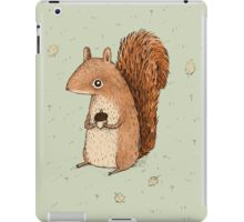 Sarah the Squirrel iPad Case/Skin
