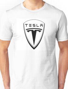 Tesla Logo Merchandise Unisex T-Shirt